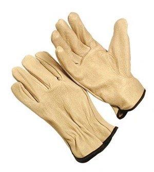 pig skin gloves