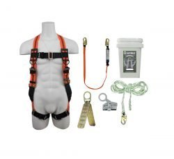 Fall Protection Roofer's Kit Bucket