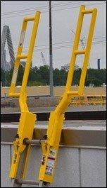 GrabSafe Portable Ladder Extension