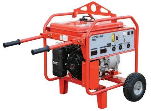 GA36HR Portable Generator - Multiquip