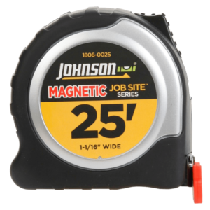 25' Magnetic Power Tape Measure