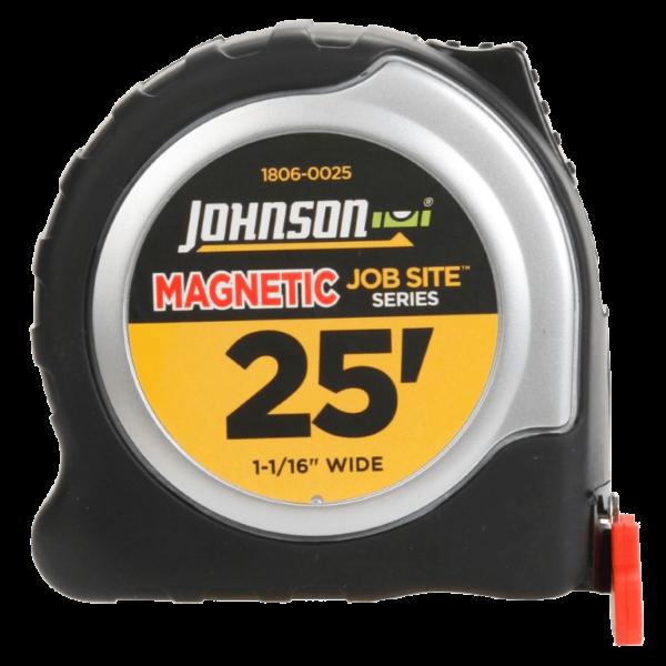 25' Magnetic Power Tape Measure