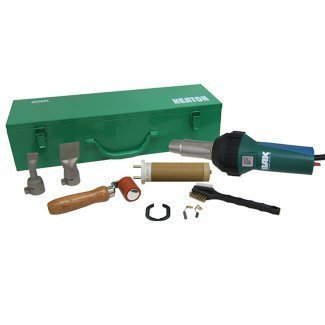 BAK Rion Hot Air Welder Deluxe Kit
