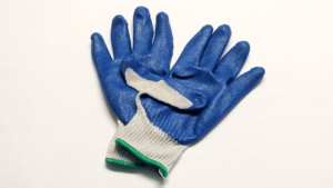 Blue Palm Gloves Knit Glove