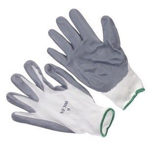 NF300 Grey Nitro Knit Gloves