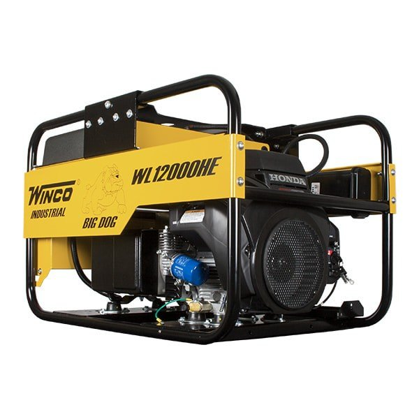 Winco WL12000HE/L Electric Start