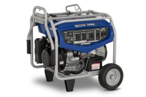 yamaha 7200W electric start generator