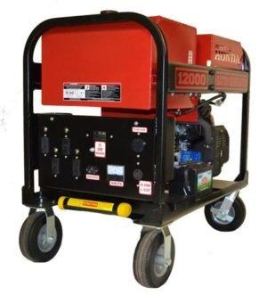 GATOR GAS GENERATOR – 12kW