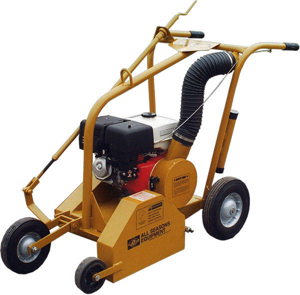 13 HP Tazmanian Roof Cutter