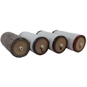 spreader rollers