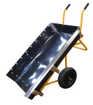 NFL Two Handle Cart with Dump Tray